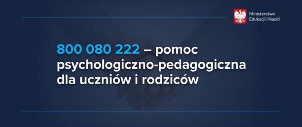 Infolinia psychologiczno-pedagogiczna